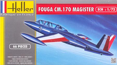 フーガ CM.170 マジステールプラモデル(エレール1/72 エアクラフトNo.80220)商品画像