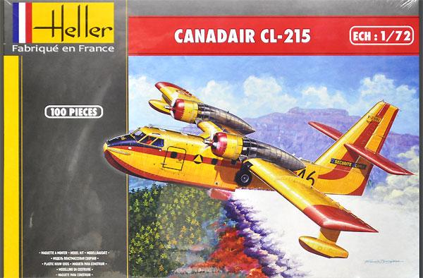 カナディア CL-215プラモデル(エレール1/72 エアクラフトNo.80373)商品画像
