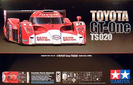 トヨタ GT-One TS020プラモデル(タミヤ1/24 スポーツカーシリーズNo.222)商品画像