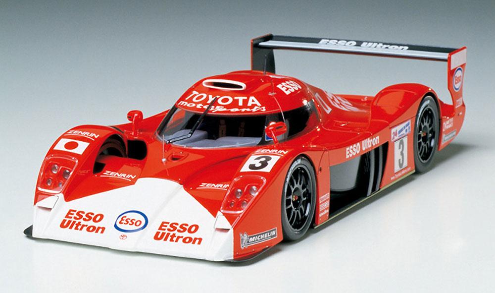 トヨタ GT-One TS020プラモデル(タミヤ1/24 スポーツカーシリーズNo.222)商品画像_2