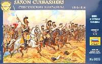 ズベズダ1/72 ヒストリカルフィギュアフランス軍 ナポレオン騎兵 1810-1814 Leipzigの戦い