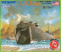 ピットロード1/700 スカイウェーブ SW シリーズ米国戦車・車輌用 大型揚陸艦