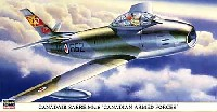 カナディア セイバー Mk.6 カナダ国防軍