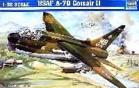 トランペッター1/32 エアクラフトシリーズUSAF A-7D コルセア 2 アメリカ空軍