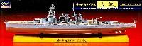 ハセガワ1/700 ウォーターラインシリーズ フルハルスペシャル日本高速戦艦 比叡 フルハルスペシャル