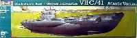 ドイツ Uボート TypeVIIC/41