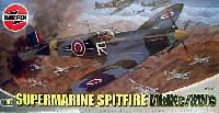 エアフィックス1/48 ミリタリーエアクラフトスピットファイア Mk.Ixc / XVIe