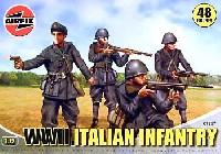 エアフィックス1/72 AFVイタリア軍歩兵セット