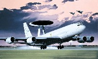エレール1/72 エアクラフトボーイング E-3F / E-3B AWACS