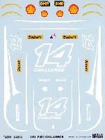タブデザイン1/24 デカールフェラーリ F430 チャレンジ用 デカール