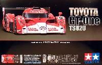 タミヤ1/24 スポーツカーシリーズトヨタ GT-One TS020