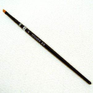 ホビーセーブル 斜 (0号)筆(SEIUNDOホビーセーブル 斜)商品画像
