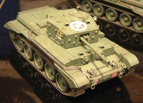 イギリス巡航戦車 クロムウェル Mk.4プラモデル(タミヤ1/48 ミリタリーミニチュアシリーズNo.028)商品画像_2