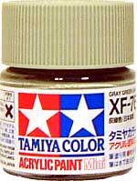 灰緑色 (日本海軍) (XF76)塗料(タミヤタミヤカラー アクリル塗料ミニNo.XF076)商品画像