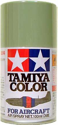 灰緑色 (日本海軍) (AS29)スプレー塗料(タミヤタミヤカラー エアーモデルスプレーNo.AS-029)商品画像