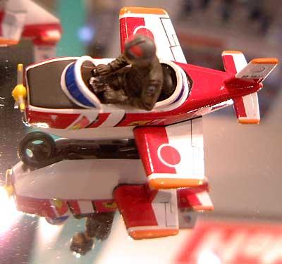 T-3 Jr. セットプラモデル(ハセガワ1/48 エアクラフト イン アクション シリーズNo.X48-021)商品画像_3