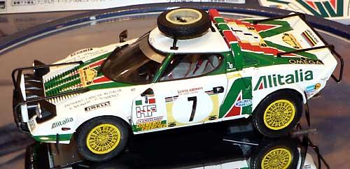 ランチア ストラトス HF 1977 サファリラリープラモデル(ハセガワ1/24 自動車 CRシリーズNo.CR036)商品画像_2