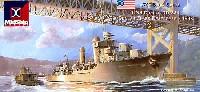 米海軍 マハン級駆逐艦 DD384 ダンラップ 1942