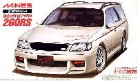 フジミ1/24 リアルスポーツカー シリーズ (SPOT)マインズ ステージア オーテックバージョン 260RS