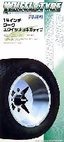 フジミ1/24 パーツメーカーホイールシリーズワーク エクイップ 3 ネガティブ (14インチ)