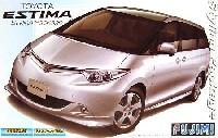 フジミ1/24 インチアップシリーズトヨタ New エスティマ アエラス Sパッケージ
