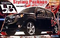トヨタ bB スタイリングパッケージ Ver.A