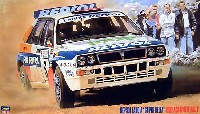 ハセガワ1/24 自動車 CRシリーズレプソル ランチア スーパーデルタ 1993 アクロポリスラリー