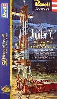 レベル飛行機モデルジュピター C ロケット
