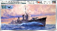 日本海軍 甲型駆逐艦 雪風 昭和15年 竣工時