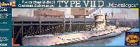 Uボート Type VII D Minenleger
