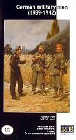 ドイツ 歩兵と戦車将校 1939-42
