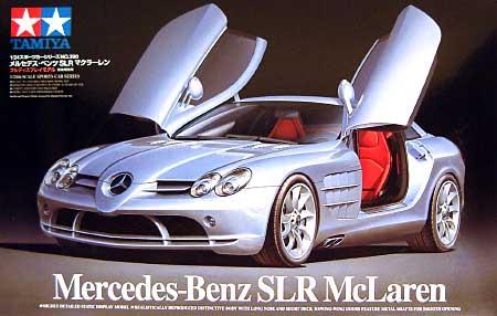 メルセデス ベンツ SLR マクラーレンプラモデル(タミヤ1/24 スポーツカーシリーズNo.290)商品画像