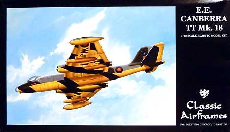 E.E.キャンベラ TT Mk.18プラモデル(クラシックエアフレーム1/48 ミリタリーエアクラフト プラモデルNo.4128)商品画像