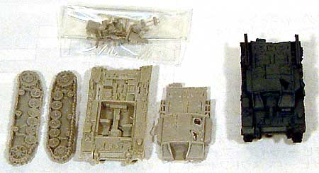 3号突撃砲 E型レジン(紙でコロコロ1/144 ミニミニタリーフィギュアNo.058)商品画像_2