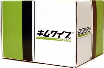 キムワイプ ワイパー S-200ツール(クレシア産業用ワイパー (ワイピングクロス)No.102401)商品画像