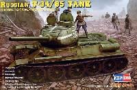 ロシア T-34/85 (1944年型)