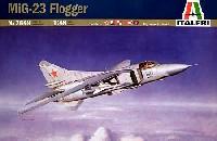 ミグ23 フロッガー