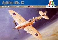 イタレリ1/48 飛行機シリーズスーパーマリン スピットファイア Mk.IX