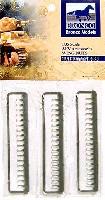 ブロンコモデル1/35 AFV アクセサリー シリーズ連合国軍 蝶ネジ