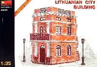 ミニアート1/35 ビルディング&アクセサリー シリーズリトアニアの都市の建物