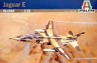 イタレリ1/72 航空機シリーズSPECAT ジャギュア E