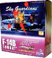 ウイッティ・ウイングス1/72 スカイ ガーディアン シリーズ (現用機)F-14B トムキャット VF-11 レッドリッパーズ