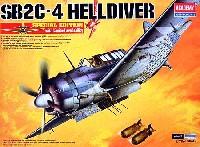 アカデミー1/72 AircraftsSB2C-4 ヘルダイバー (限定版)