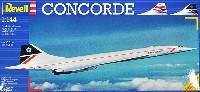 レベル1/144 旅客機コンコルド