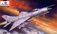 スホーイ Su-9 フィッシュポッド戦闘機