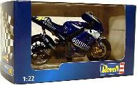 レベルFUNtastic BIKES (ファンタスティック バイクス)ヤマハ YZR-M1 2005 (V.ロッシ/ワールドチャンピオン)