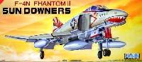 フジミAIR CRAFT (シリーズF)F-4N ファントム 2 サンダウナーズ