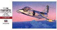 ハセガワ1/48 飛行機 PTシリーズTF-104G スターファイター