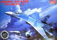 アカデミー1/48 Scale Aircraftsスホーイ Su-27UB フランカー C