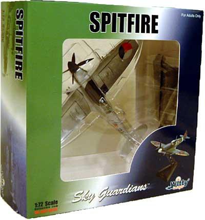 スピットファイア Mk.IX 322 Sqn LSK オランダ空軍完成品(ウイッティ・ウイングス1/72 スカイ ガーディアン シリーズ (レシプロ機)No.74071)商品画像